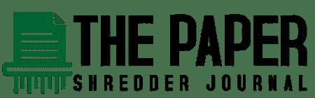 The Paper Shredder Journal