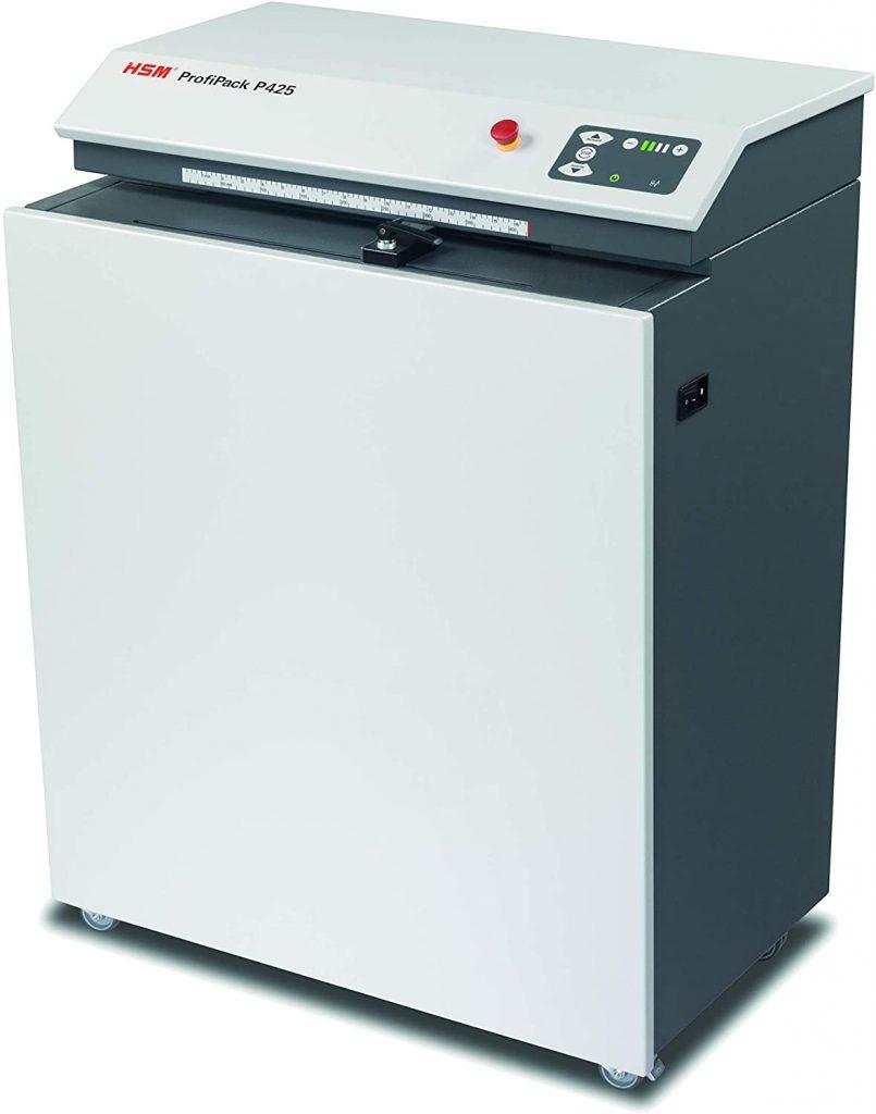 HSM C400 Paper Shredder Cardboard Machine