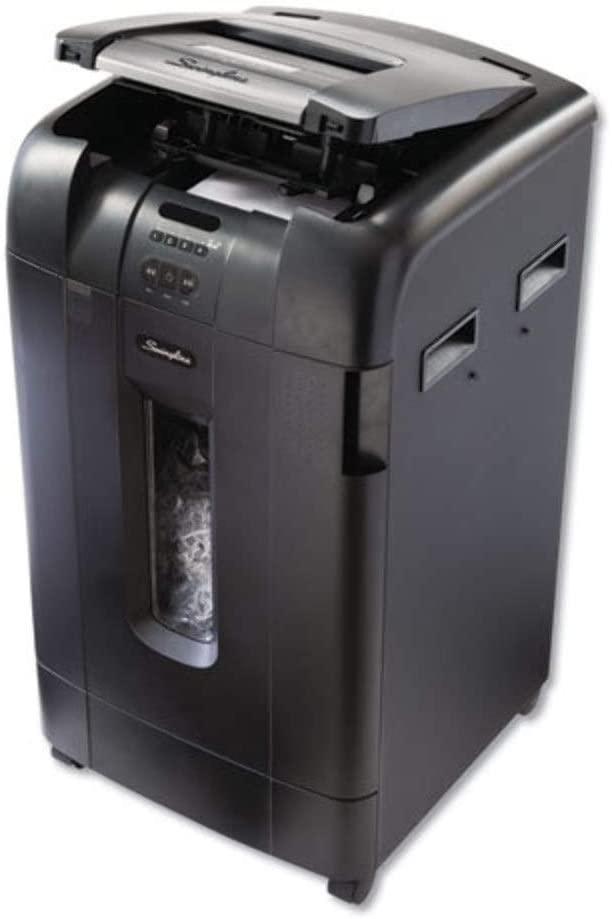 large capacity office shredder